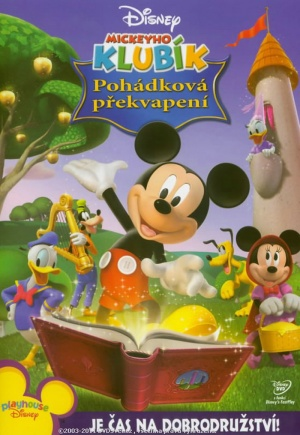 Disney's Micky Maus Wunderhaus 700x1015