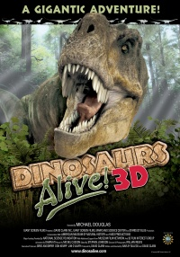 Dinosaurs Alive poster