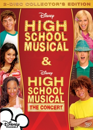 High School Musical: The Concert - Extreme Access Pass 1621x2263