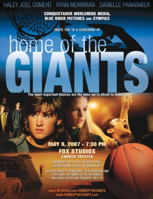 Home of the Giants 813x1054