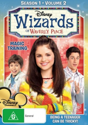 Wizards of Waverly Place 400x567