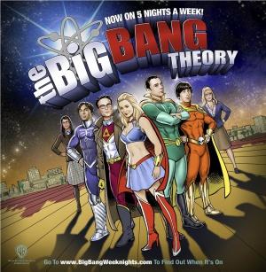 The Big Bang Theory 1075x1100