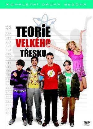 The Big Bang Theory 500x696