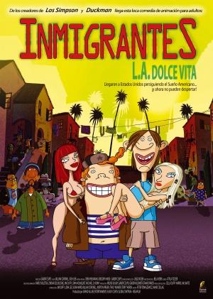 Immigrants (L.A. Dolce Vita) 2551x3579