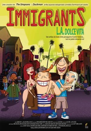 Immigrants (L.A. Dolce Vita) 1200x1725