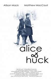 Alice & Huck poster