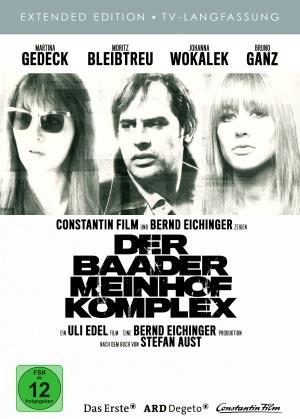 Der Baader Meinhof Komplex Dvd cover