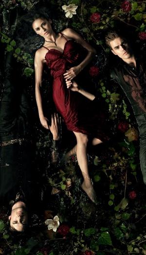 The Vampire Diaries 1460x2540