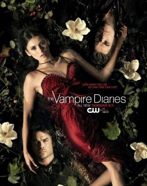 The Vampire Diaries 792x1000