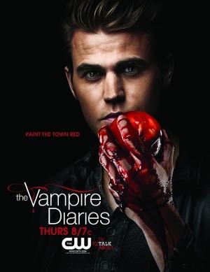 The Vampire Diaries 571x740