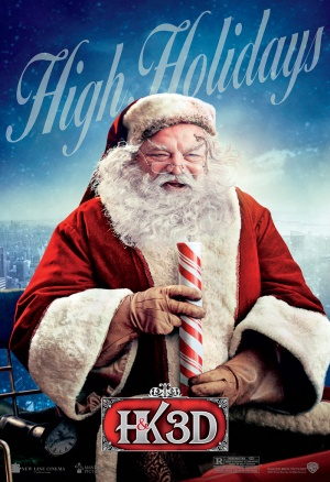A Very Harold & Kumar 3D Christmas 701x1023