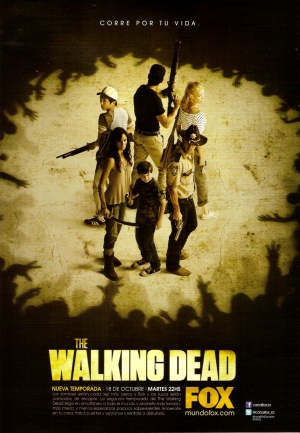 The Walking Dead 1497x2163