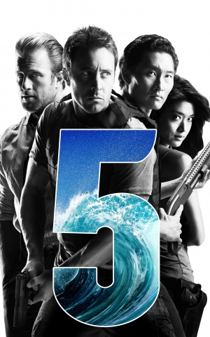 Hawaii Five-0 2376x3800