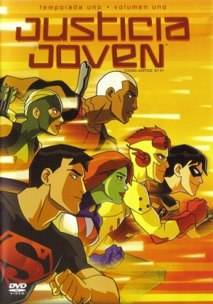 Young Justice 380x541