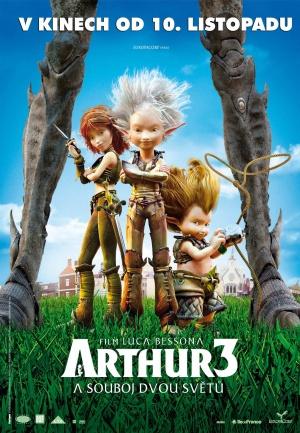 Arthur und die Minimoys 3 - Die große Entscheidung 2100x3029