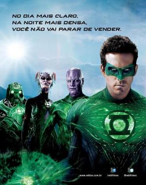 Green Lantern 750x951