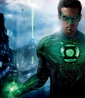 Green Lantern Key art
