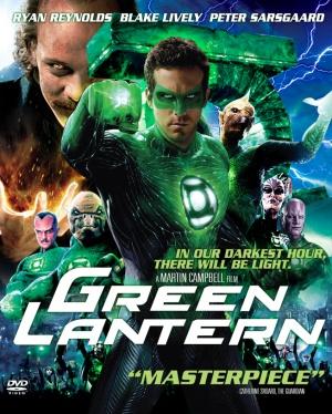 Green Lantern 653x814