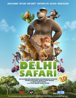 Delhi Safari 550x712