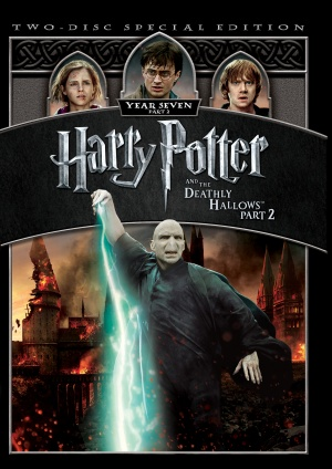 Harry Potter and the Deathly Hallows: Part 2 1539x2175