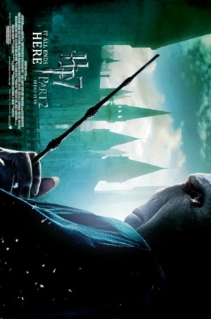 Harry Potter and the Deathly Hallows: Part 2 397x599