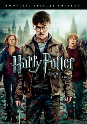 Harry Potter and the Deathly Hallows: Part 2 1531x2175