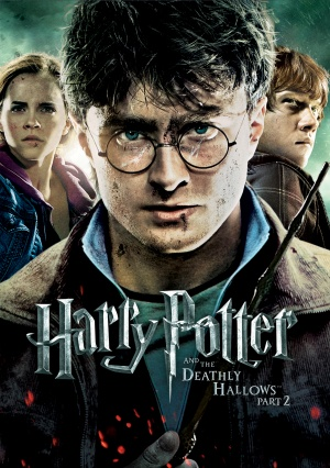 Harry Potter and the Deathly Hallows: Part 2 1531x2173