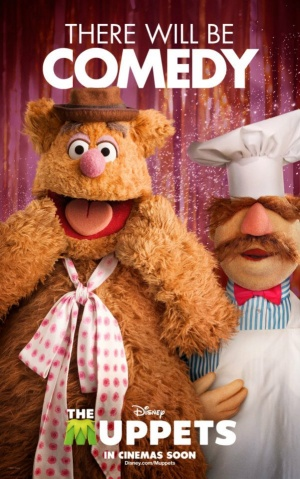 The Muppets 601x960