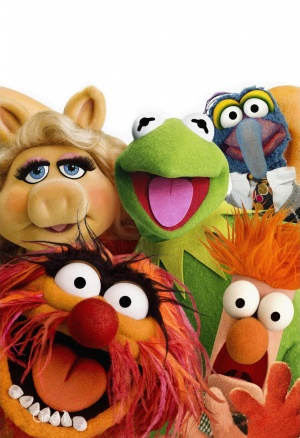 The Muppets 3424x5000