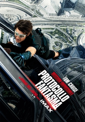 Mission: Impossible - Ghost Protocol 900x1288
