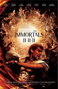 Immortals poster