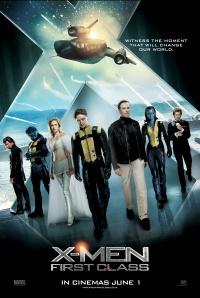 X-Men - L'inizio poster