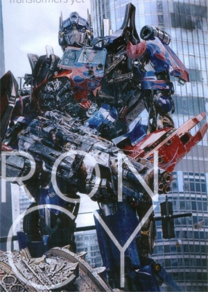 Transformers: Dark of the Moon 457x640