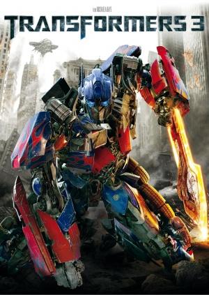 Transformers 3: Die dunkle Seite des Mondes 2600x3666