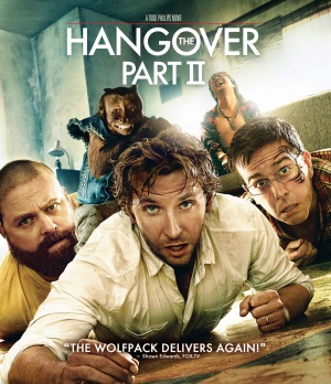 The Hangover Part II 1520x1762