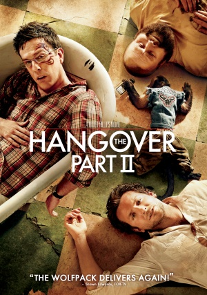 The Hangover Part II 1529x2175
