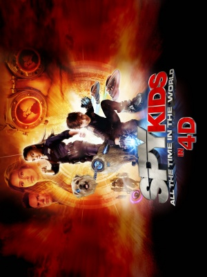 Spy Kids 4: All the Time in the World 3750x5000