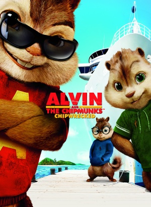 Alvin and the Chipmunks: Chipwrecked 3000x4111