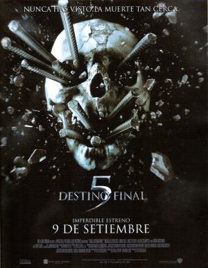 Final Destination 5 1646x2116