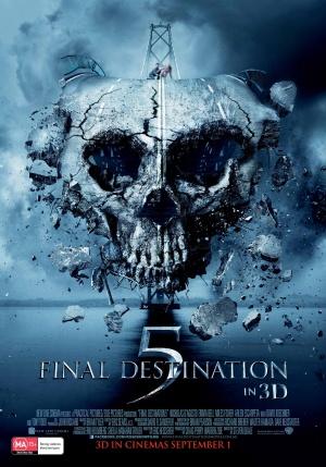 Final Destination 5 1433x2048