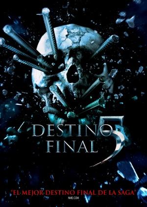 Final Destination 5 3560x5000