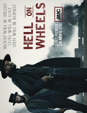Hell on Wheels 2300x3000