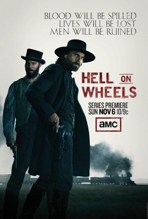 Hell on Wheels 3375x5000