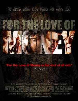 For the Love of Money Poster