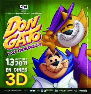 Don gato y su pandilla 1160x1205