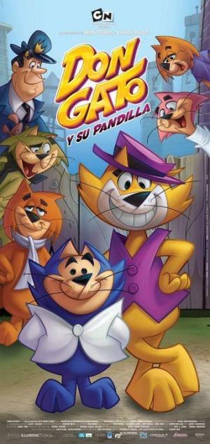 Don gato y su pandilla 340x720