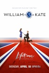 William & Kate poster