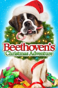Beethoven's Christmas Adventure poster