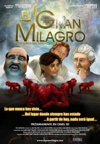 El gran milagro poster