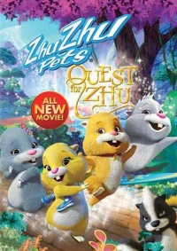 Quest for Zhu poster